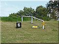 SU9053 : Range marker, Ash ranges by Alan Hunt