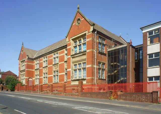 Barrow Higher Grade School (1880-1930)