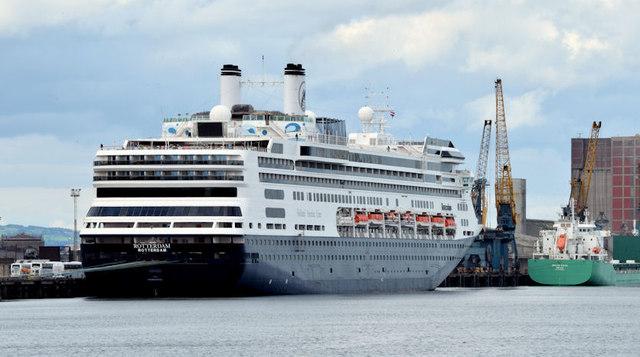 "The ""Rotterdam"", Belfast (August 2014)"