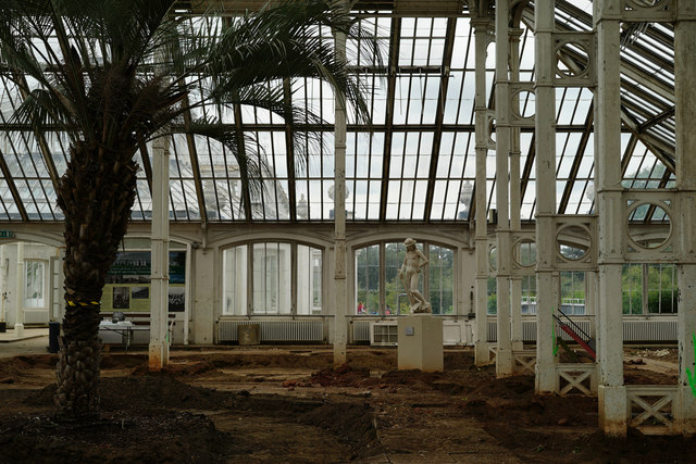 The Temperate House, Kew Gardens