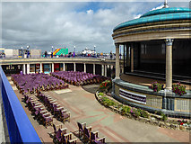 TV6198 : The Band Stand, Eastbourne, Sussex by Christine Matthews