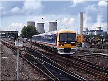 SU5290 : Trains at Didcot - 1993 (1) by The Carlisle Kid
