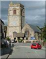 SJ2937 : St Mary's Church, Chirk by Humphrey Bolton