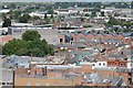 SO5040 : View to Edgar Street from Hereford Cathedral by Philip Halling