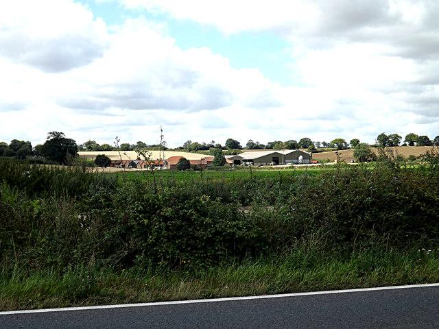 Farm Buildings at Earsham Park Farm