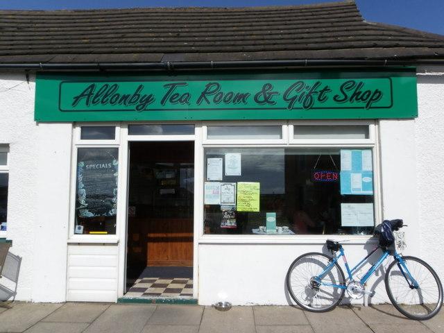 Allonby Tea Room & Grift Shop
