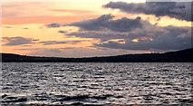 J4482 : Sunset, Helen's Bay (August 2014) by Albert Bridge