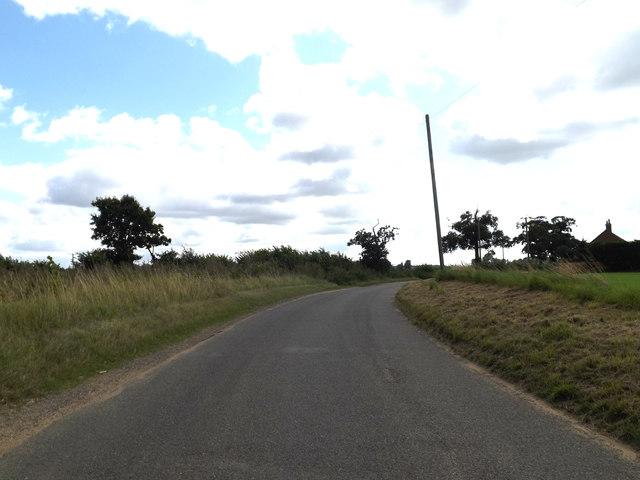 Pheasants Walk, Earsham
