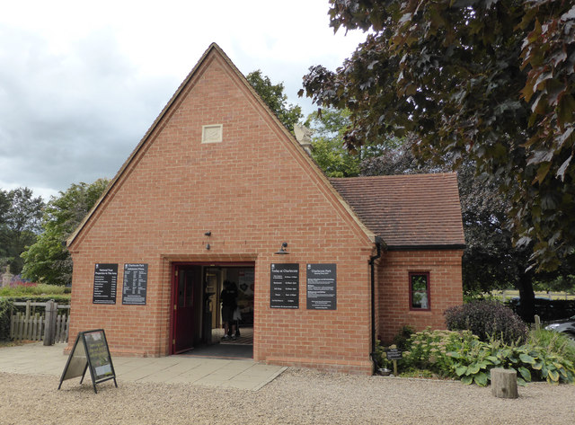Charlecote Park - reception