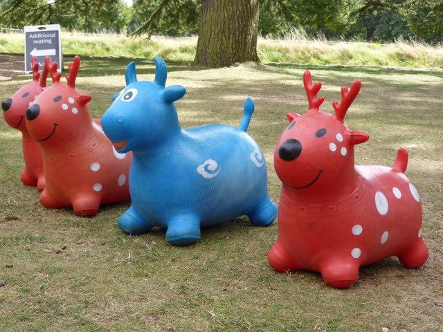 Charlecote Park - as you do!