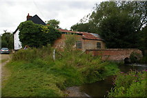 TG1630 : Blickling Mill on the River Bure by Christopher Hilton