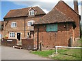 SP3075 : Gibbet Hill farmhouse and outbuildings, University of Warwick, Coventry by Robin Stott