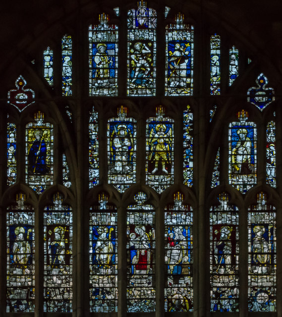 West Window, Great Malvern Priory