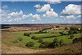 SE8494 : Glebe Farm, Saltergate by Pauline E