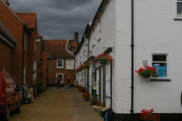 Blofield's Loke, Aylsham