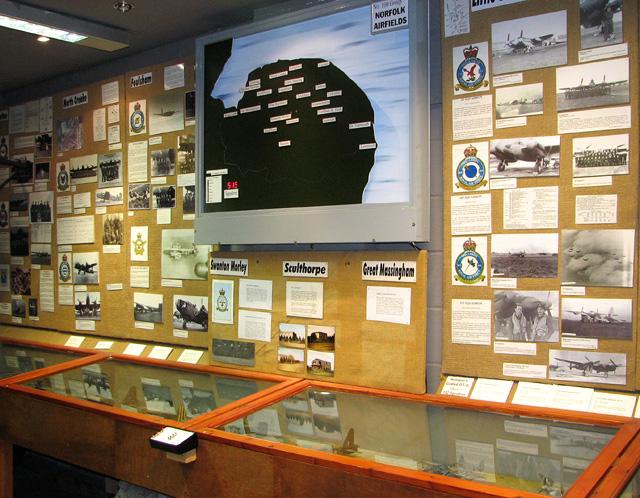 The City of Norwich Aviation Museum (CNAM)