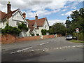 TM0735 : Quintons Road, East Bergholt by Adrian Cable