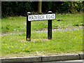 TM0635 : Hadleigh Road sign by Adrian Cable