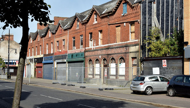 No 92 Donegall Pass, Belfast - August 2014(1)