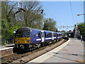 TM0321 : Wivenhoe Station - May 2013 by Mark Norrington