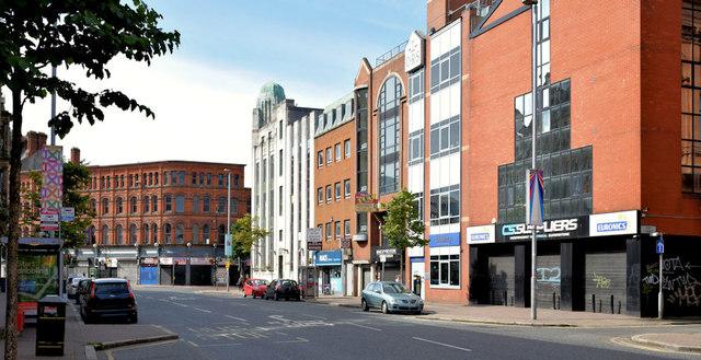 Royal Avenue, Belfast - August 2014(3)