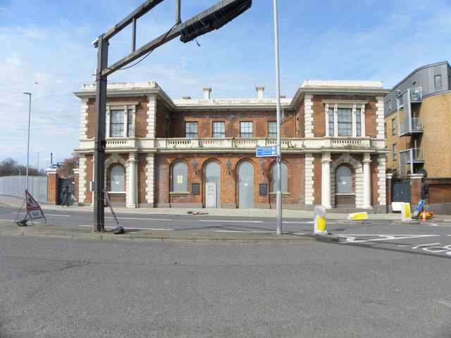North Woolwich Old Station Museum