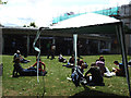 TQ3877 : Beer festival in the grounds of the Old Royal Naval College by Stephen Craven