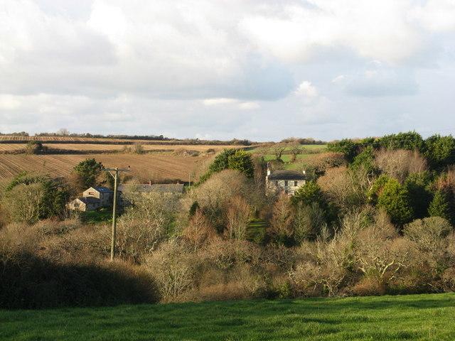 Chynoweth Farm & Barn