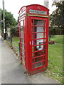 TM0536 : Holton St.Mary Telephone Box by Adrian Cable