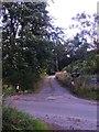 NJ6101 : Minor road junction at Tillynickle by Stanley Howe