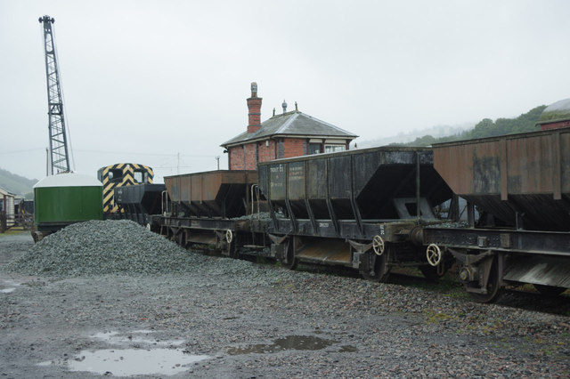 Carrog Station Sidings