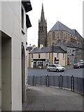 J4844 : St Patrick's Catholic Church, Downpatrick by Eric Jones