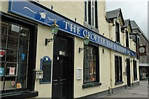NN1073 : The Crofter Bar & Restaurant, High Street, Fort William, Scotland by Ann Causer