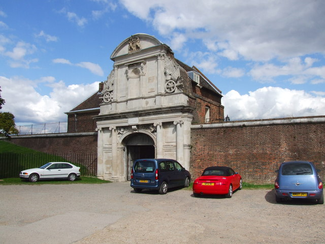 The Water Gate, Tilbury Fort