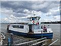 TQ6475 : Gravesend-Tilbury Ferry by Chris Whippet