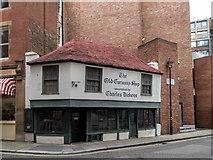 TQ3081 : The Old Curiosity Shop,13/14 Portsmouth Street, London WC1 by Christine Matthews