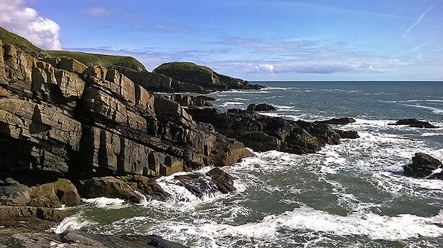 Coast at Collieston