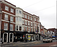 SU1429 : The Cathedral Hotel, Salisbury by Jaggery
