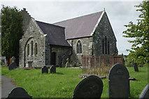 SH3537 : Llannor Church by Stephen McKay