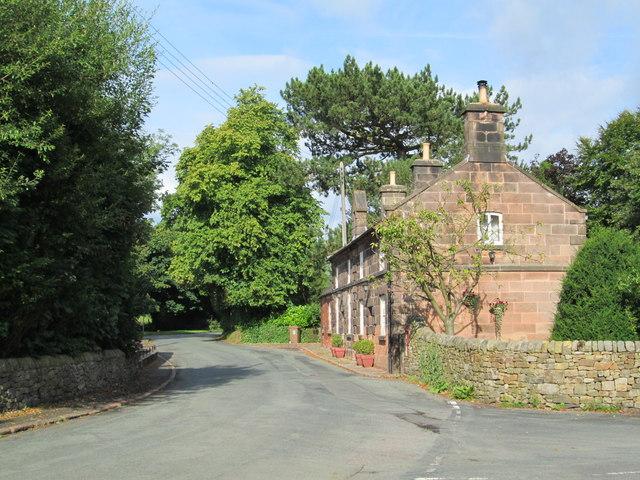 The Old School, Meerbrook