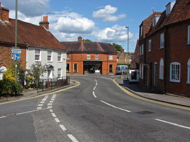 Bridge Square, Farnham