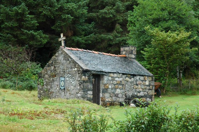 Old St John's Episcopal Church, Ballachulish, Argyll