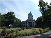 TQ3179 : Imperial War Museum (front) by Hamish Griffin