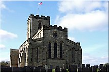 SK4023 : The Priory Church Of St Mary & St Hardulph, Breedon on The Hill by Ann Causer