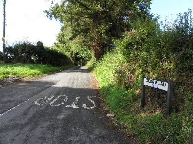 Sess Road, Sess