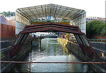 ST5772 : Wet Dry Dock, Bristol by Anthony O'Neil