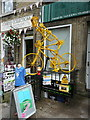 SE1408 : Recycle sculpture, Huddersfield Road by Humphrey Bolton