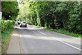 TQ2126 : A281, southbound by N Chadwick