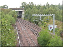 NT3271 : The start of the Borders Railway by M J Richardson