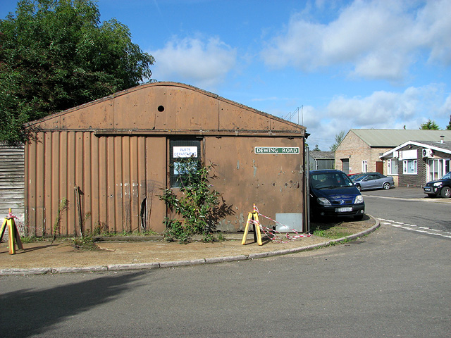 Old RAF stores